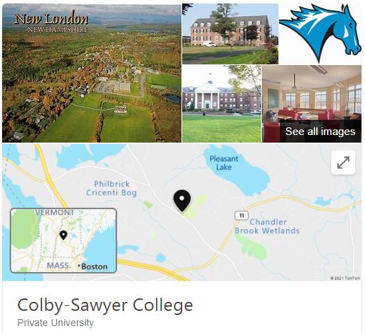 Colby-Sawyer College History