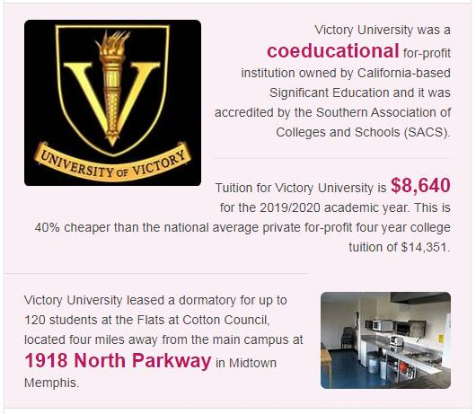 Crichton College History