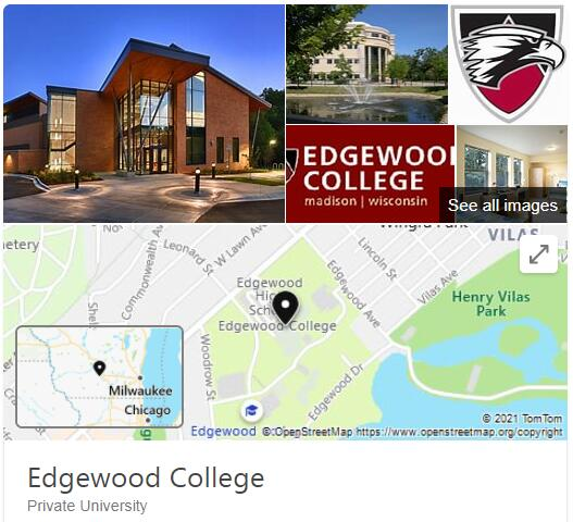 Edgewood College History