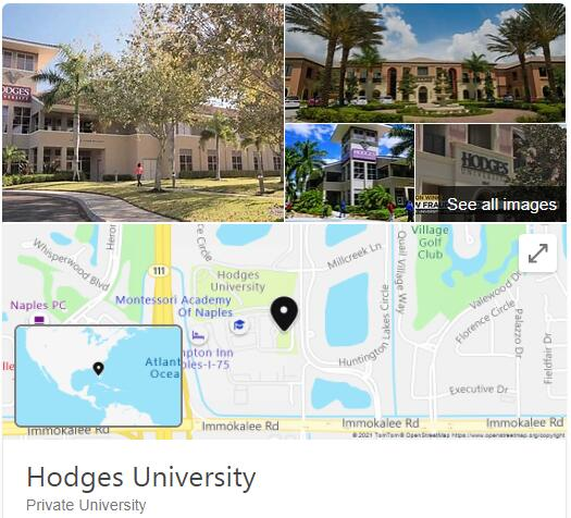 Hodges University History