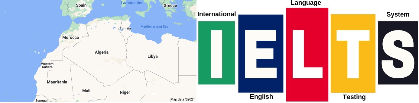 IELTS Test Centers in Algeria