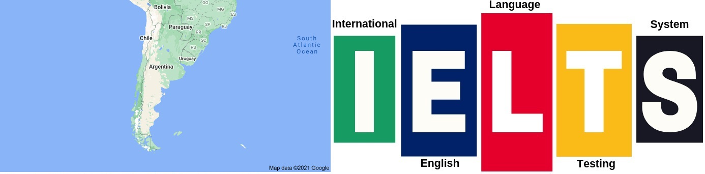 IELTS Test Centers in Argentina