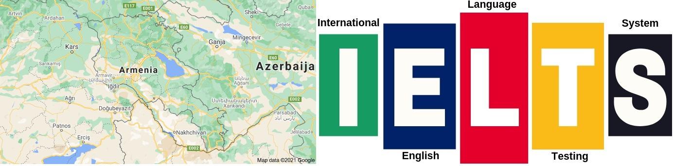 IELTS Test Centers in Armenia