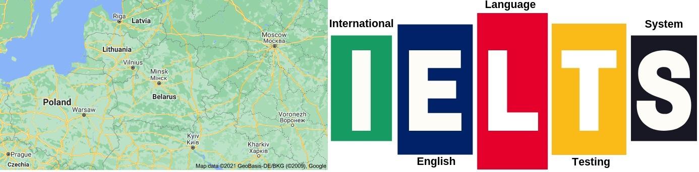 IELTS Test Centers in Belarus