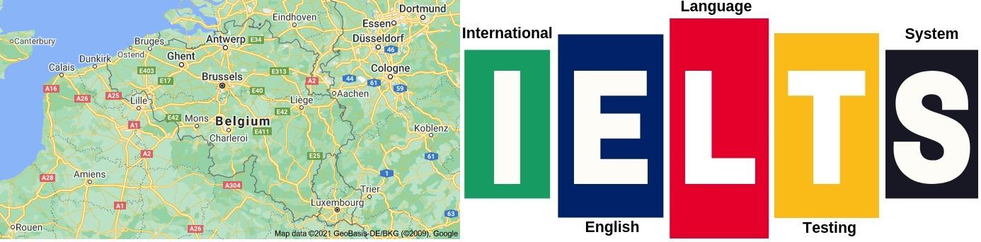 IELTS Test Centers in Belgium