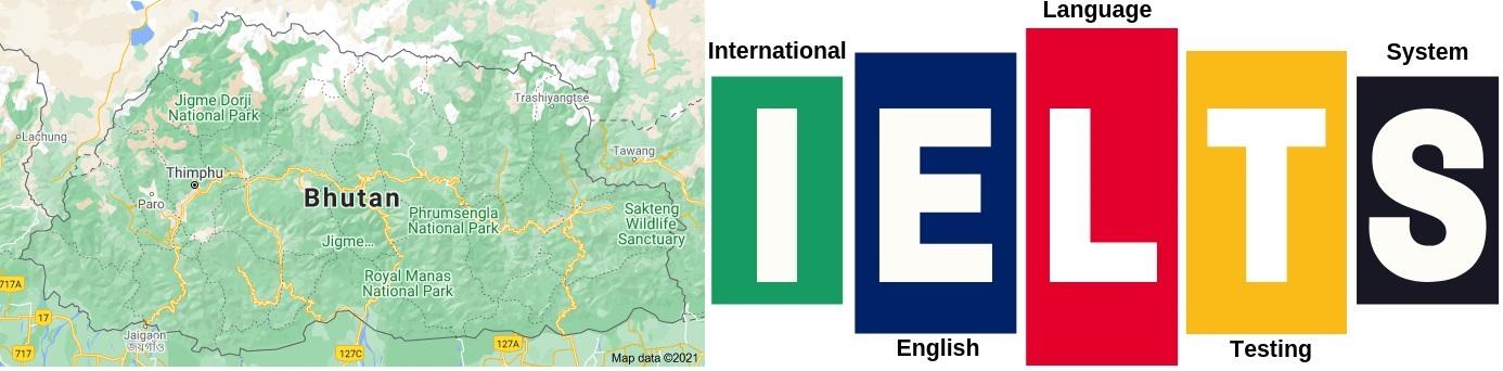 IELTS Test Centers in Bhutan