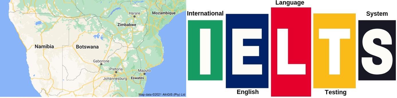 IELTS Test Centers in Botswana