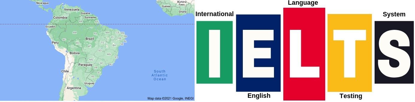 IELTS Test Centers in Brazil