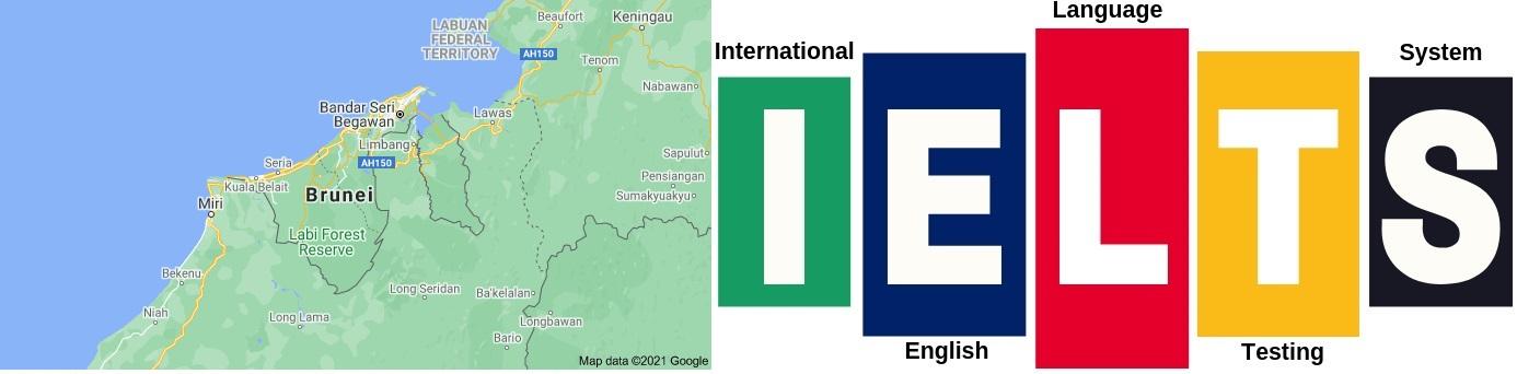 IELTS Test Centers in Brunei