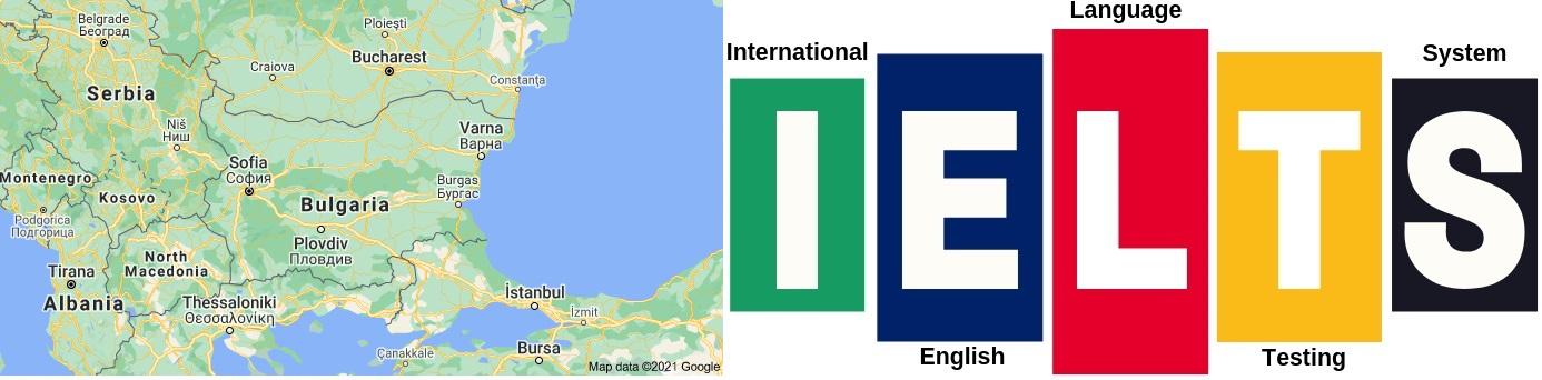 IELTS Test Centers in Bulgaria