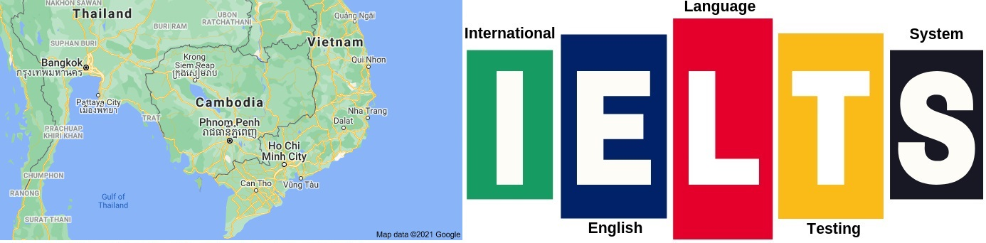 IELTS Test Centers in Cambodia