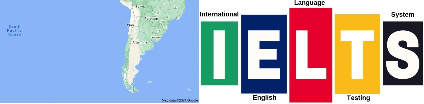 IELTS Test Centers in Chile