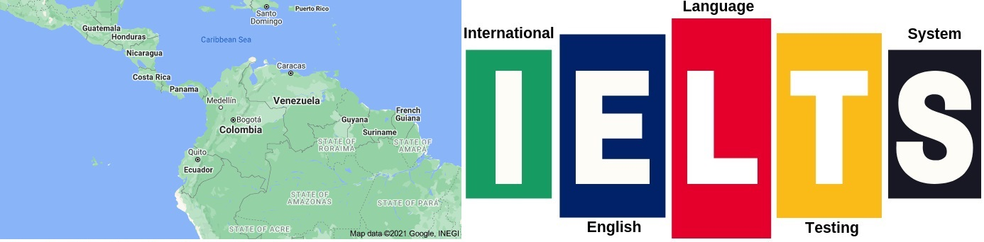 IELTS Test Centers in Colombia