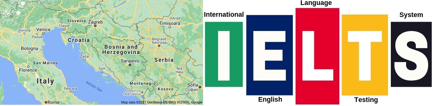IELTS Test Centers in Croatia