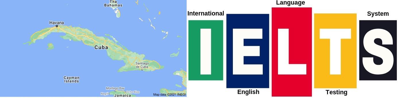 IELTS Test Centers in Cuba