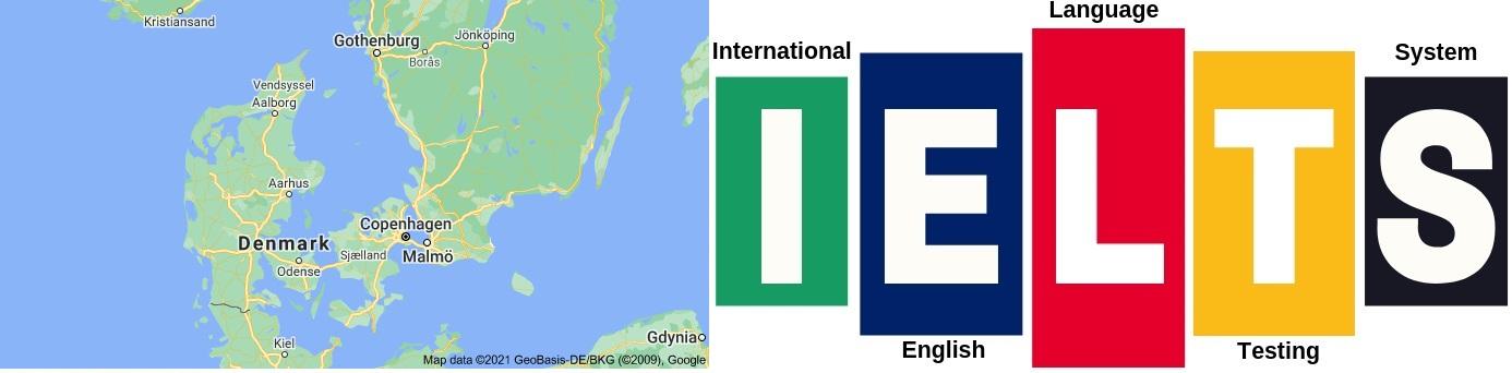 IELTS Test Centers in Denmark