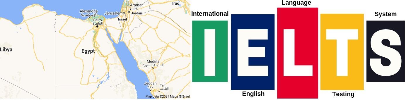 IELTS Test Centers in Egypt