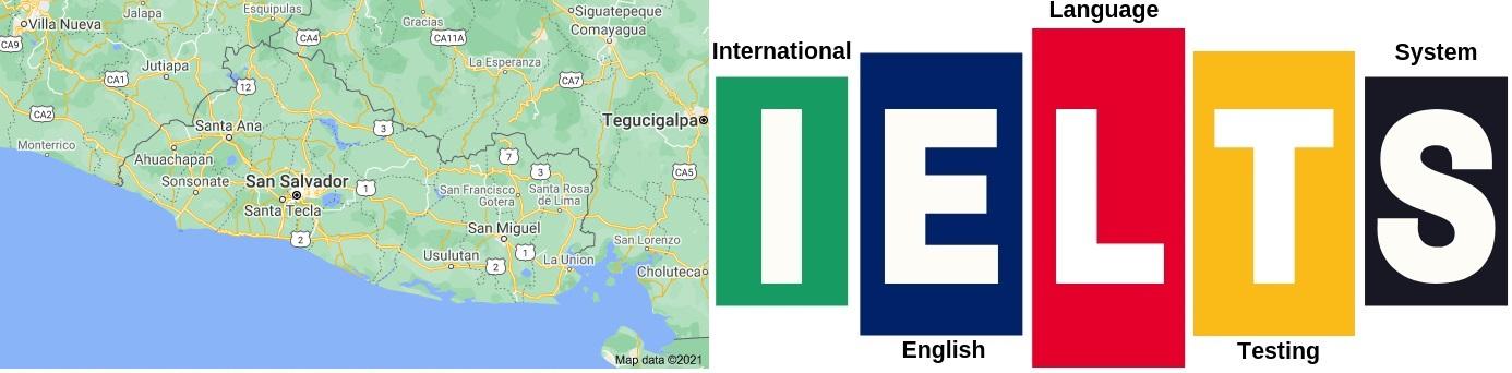 IELTS Test Centers in El Salvador