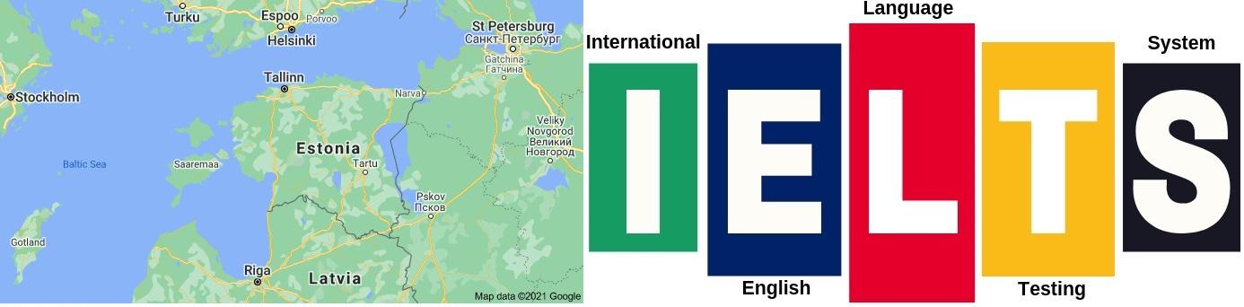 IELTS Test Centers in Estonia