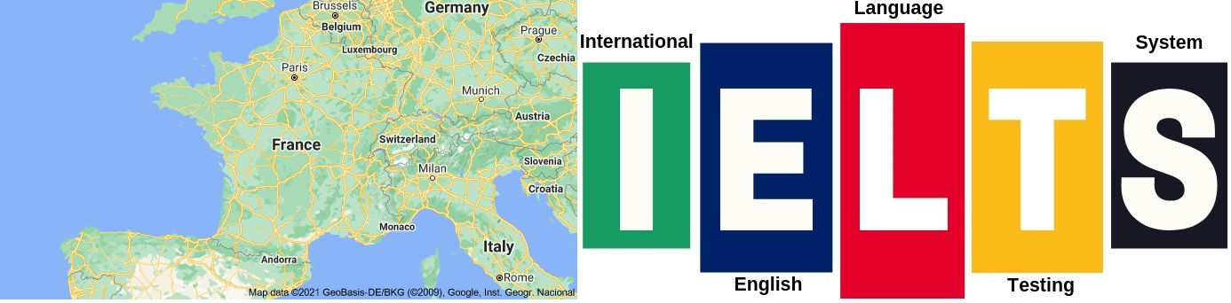 IELTS Test Centers in France
