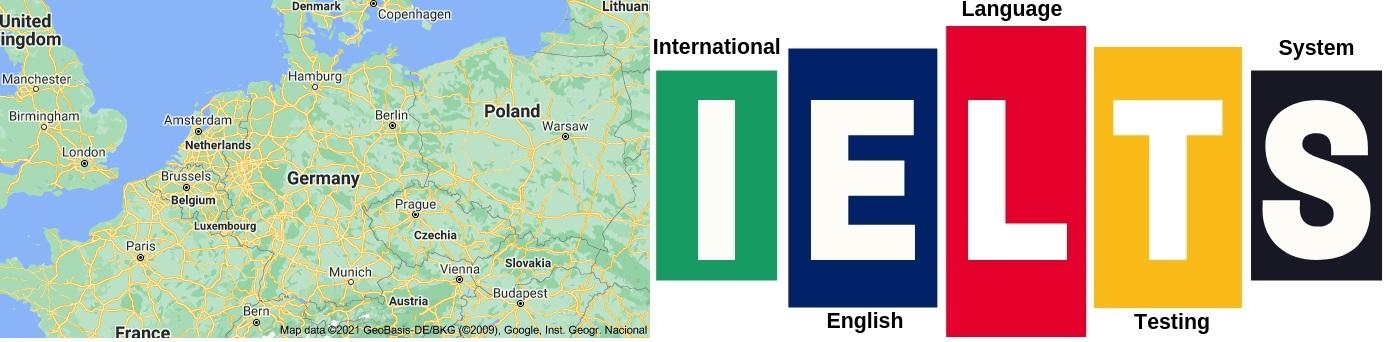 IELTS Test Centers in Germany