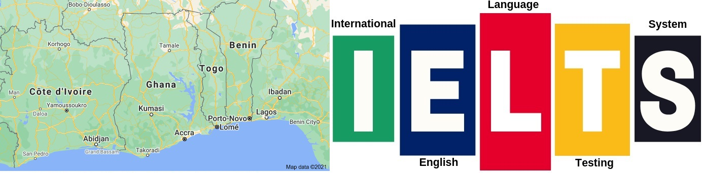 IELTS Test Centers in Ghana