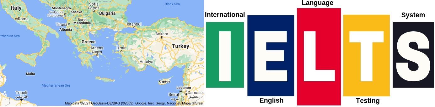 IELTS Test Centers in Greece