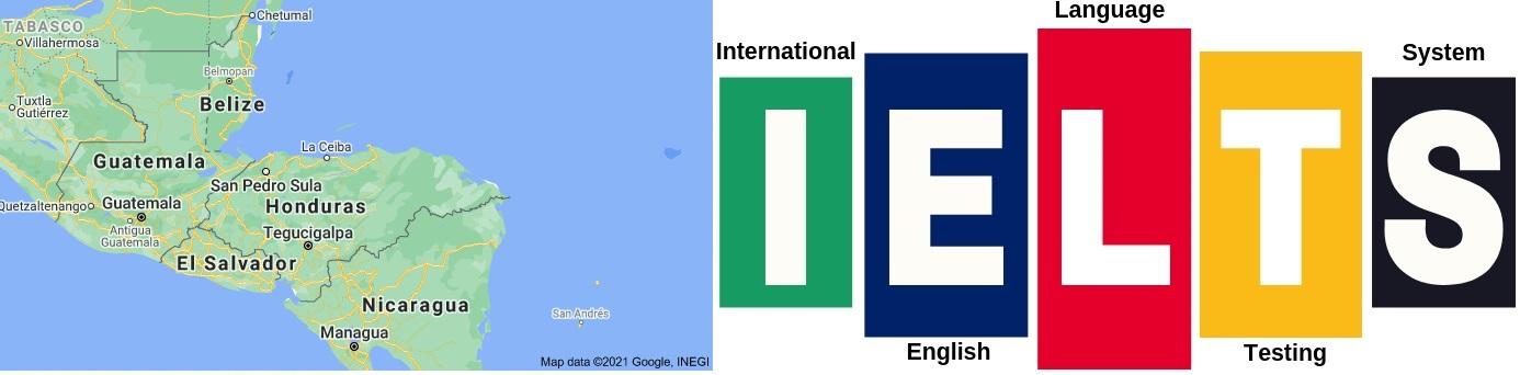 IELTS Test Centers in Honduras