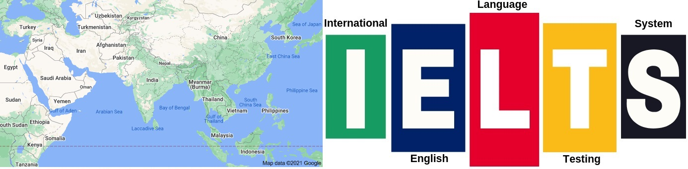 IELTS Test Centers in India