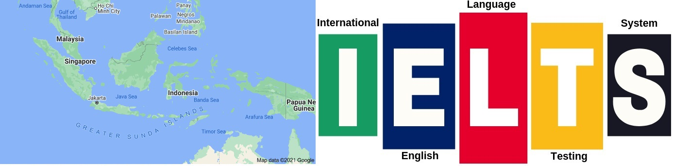 IELTS Test Centers in Indonesia
