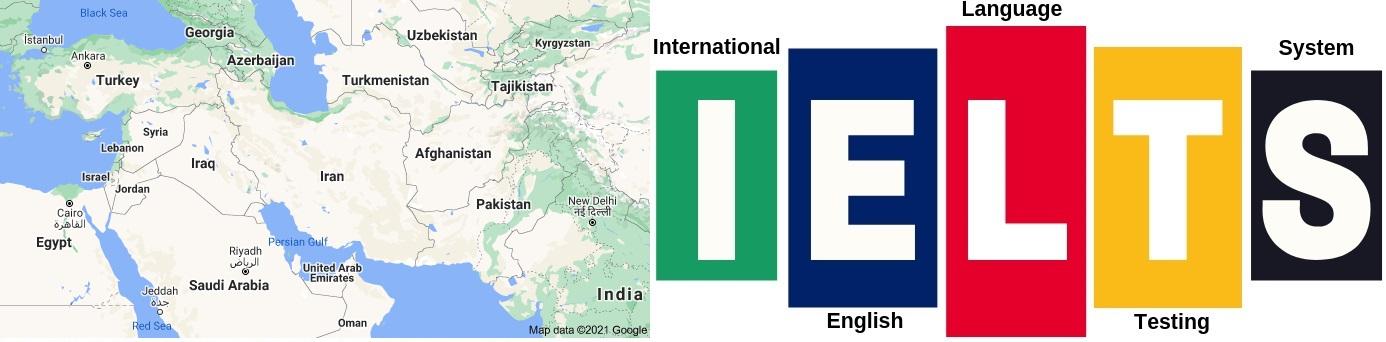 IELTS Test Centers in Iran