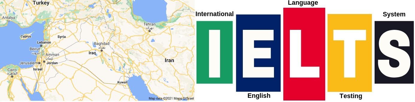 IELTS Test Centers in Iraq