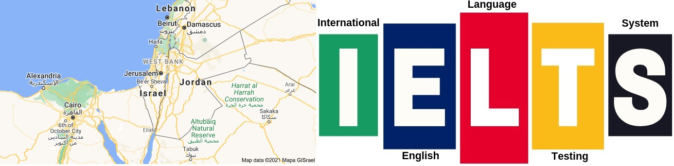 IELTS Test Centers in Israel