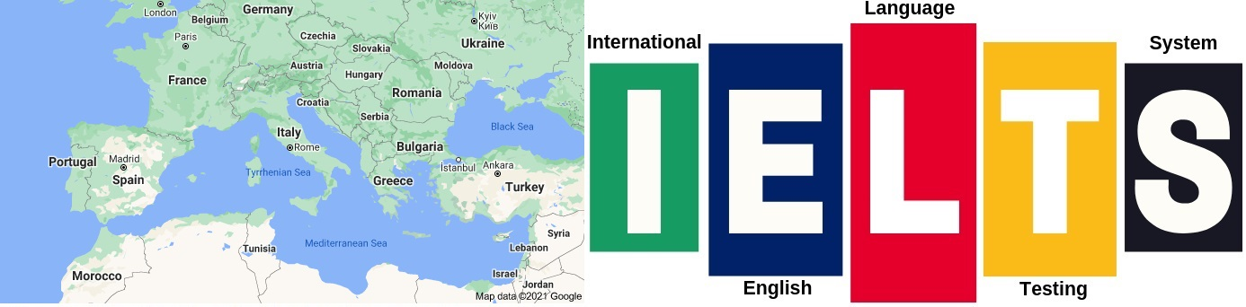 IELTS Test Centers in Italy