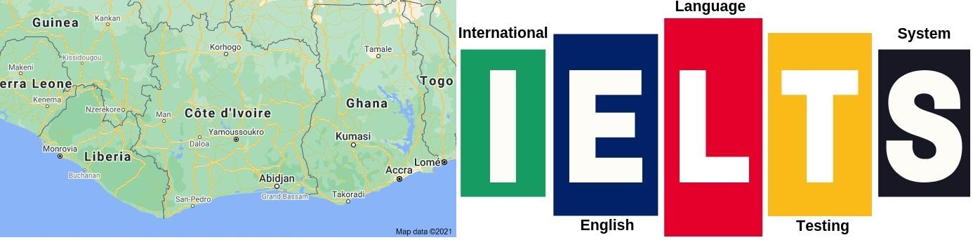 IELTS Test Centers in Ivory Coast