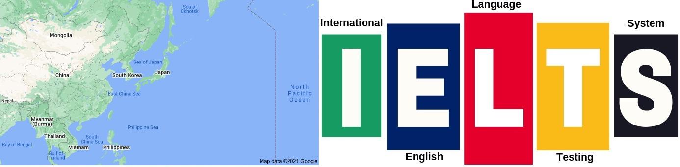 IELTS Test Centers in Japan