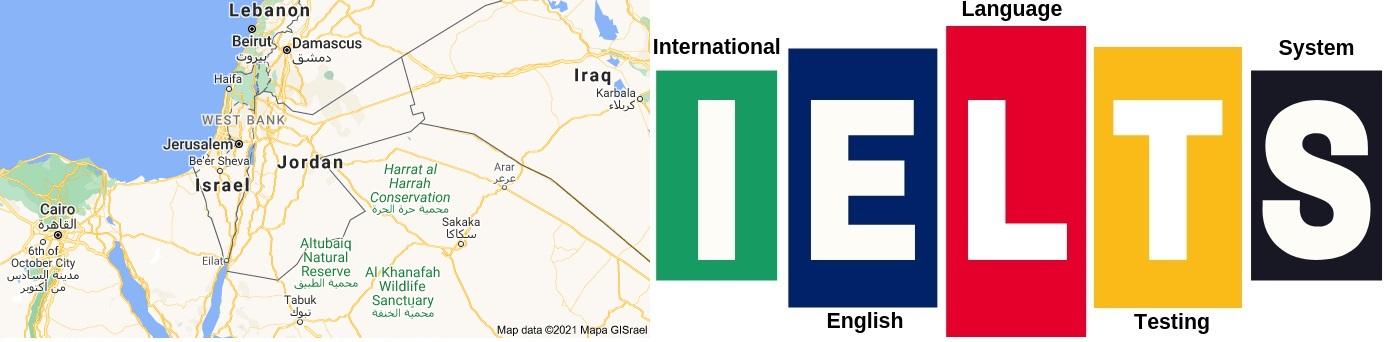 IELTS Test Centers in Jordan