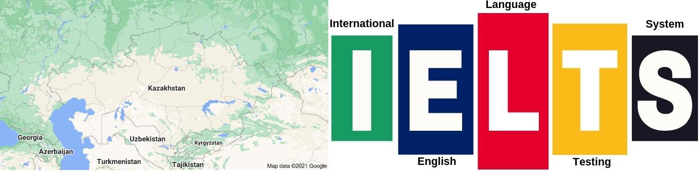 IELTS Test Centers in Kazakhstan