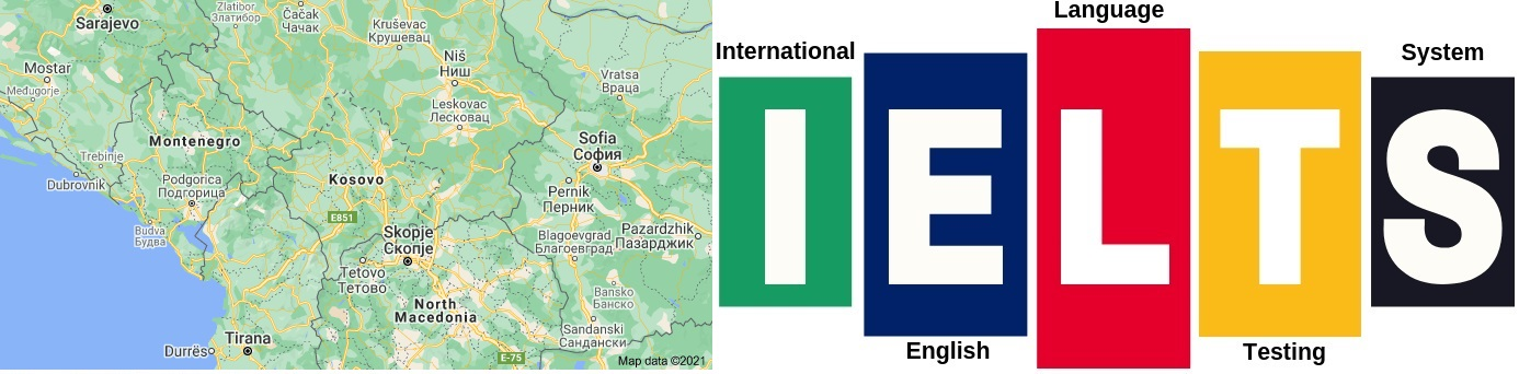 IELTS Test Centers in Kosovo