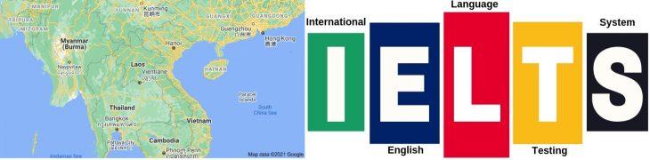 IELTS Test Centers in Laos