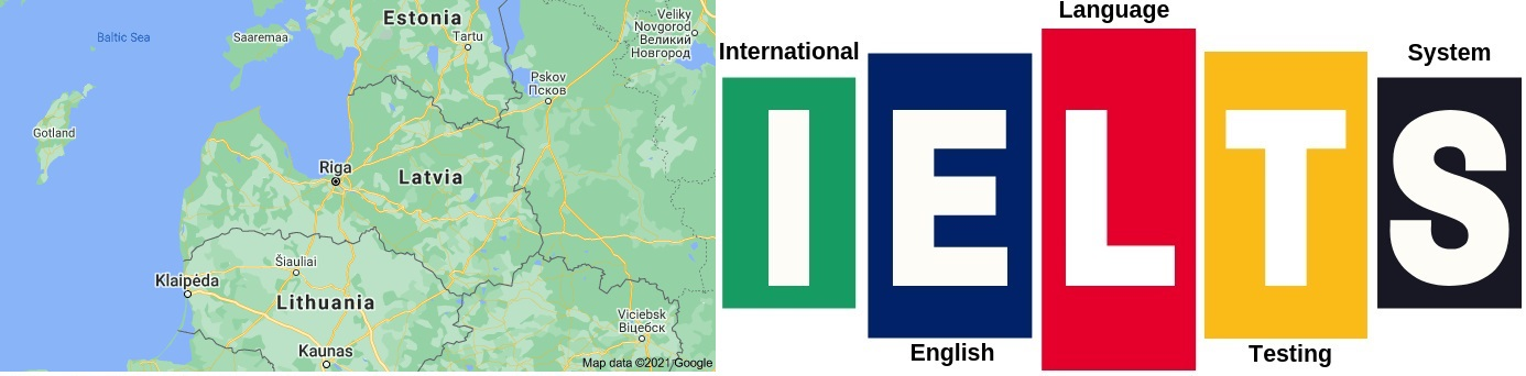 IELTS Test Centers in Latvia