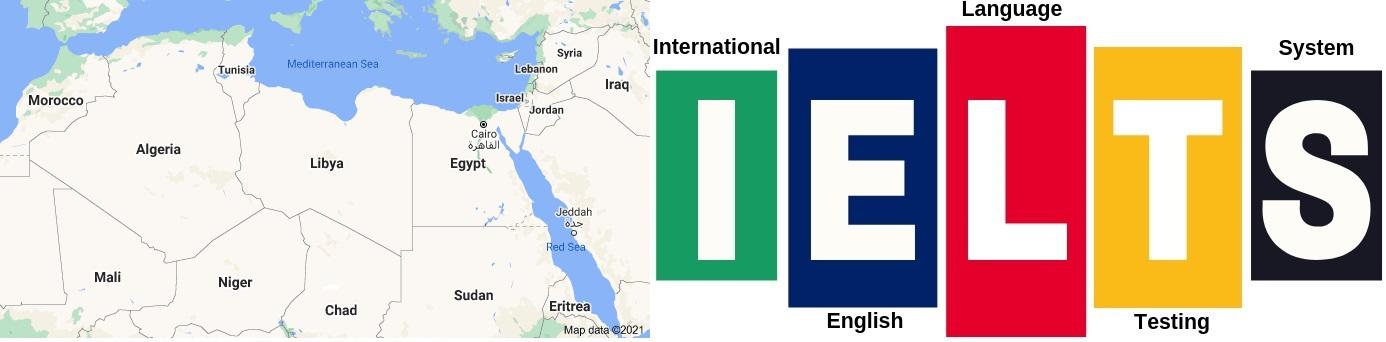 IELTS Test Centers in Libya