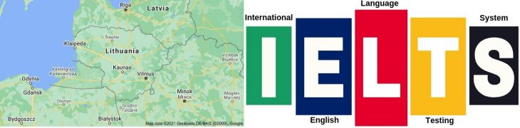 IELTS Test Centers in Lithuania
