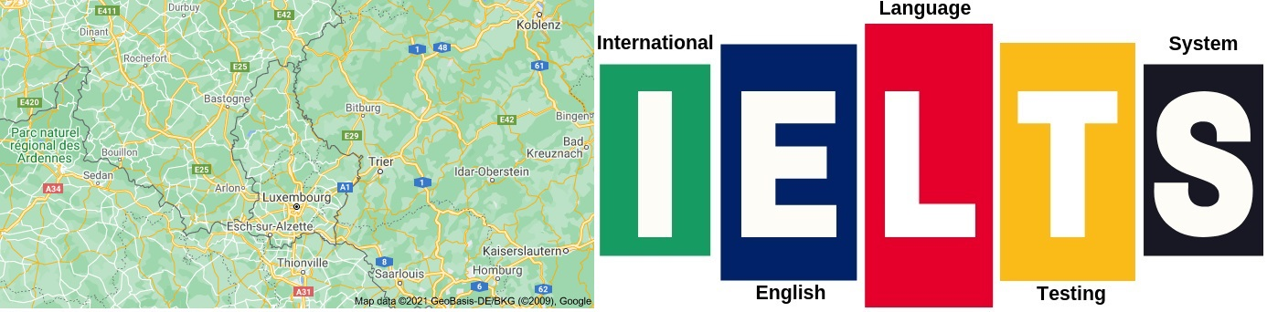IELTS Test Centers in Luxembourg