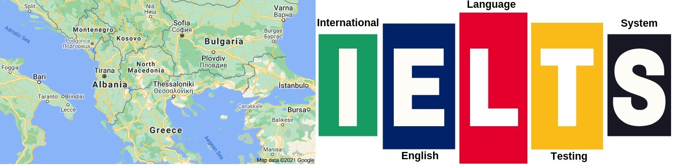 IELTS Test Centers in Macedonia