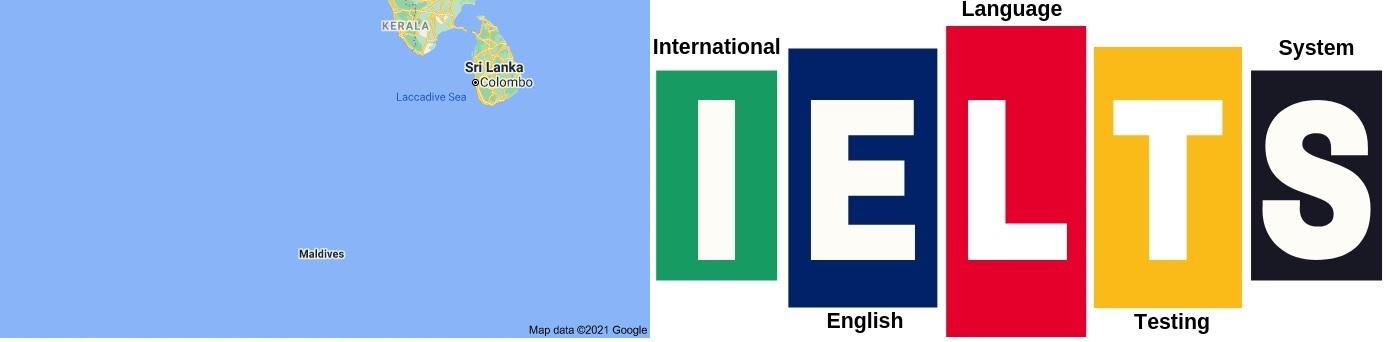 IELTS Test Centers in Maldives