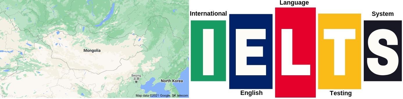 IELTS Test Centers in Mongolia
