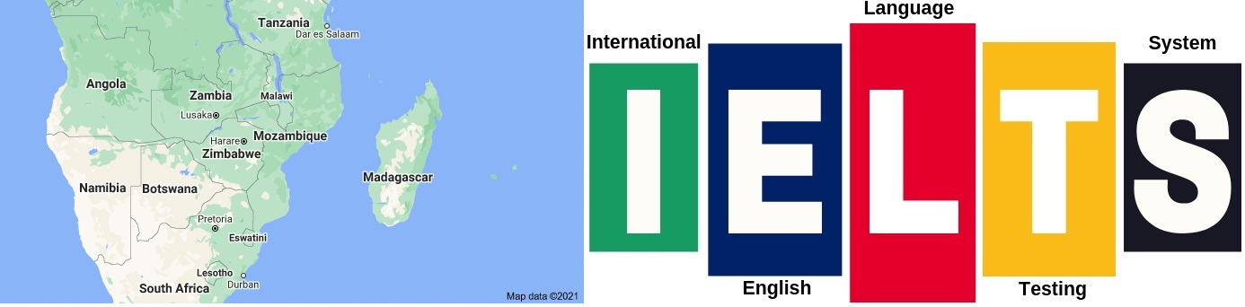 IELTS Test Centers in Mozambique