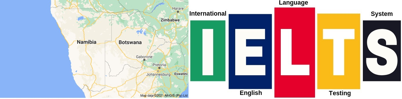 IELTS Test Centers in Namibia
