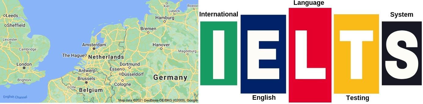 IELTS Test Centers in Netherlands